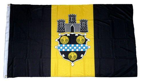 Fahne / Flagge USA - Pittsburgh 90 x 150 cm