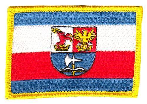 Fahnen Aufnäher Slowakei - Trencin