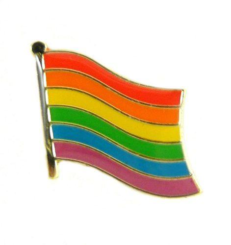 Flaggen Pin Fahne Regenbogen Pins Anstecknadel Flagge