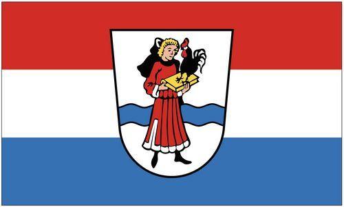Fahne / Flagge Veitsbronn 90 x 150 cm