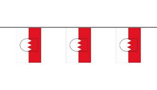 Flaggenkette Franken 6 m