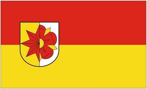Fahne / Flagge Barntrup 90 x 150 cm