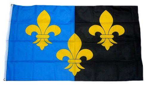 Fahne / Flagge Wales - Monmouthshire 90 x 150 cm