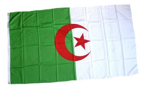 Flagge / Fahne Algerien Hissflagge 90 x 150 cm