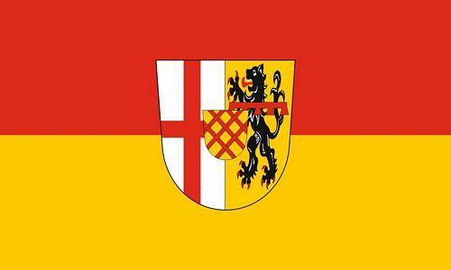 Fahne / Flagge Landkreis Vulkaneifel 90 x 150 cm