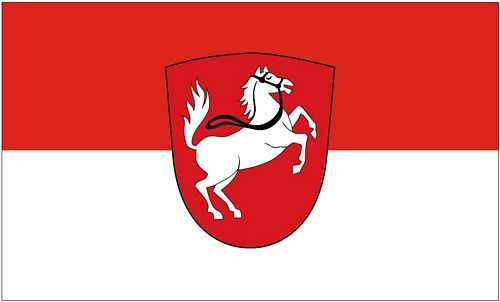 Fahne / Flagge Oberstdorf 90 x 150 cm