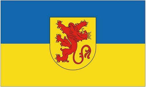 Fahne / Flagge Diepholz 90 x 150 cm