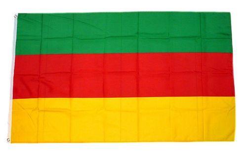Fahne / Flagge Jesiden 90 x 150 cm