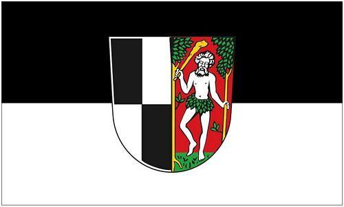 Fahne / Flagge Naila 90 x 150 cm