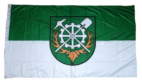 Fahne / Flagge Langelsheim 90 x 150 cm