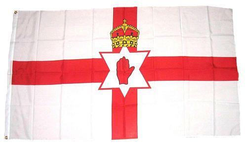 Flagge / Fahne Nordirland Hissflagge 90 x 150 cm