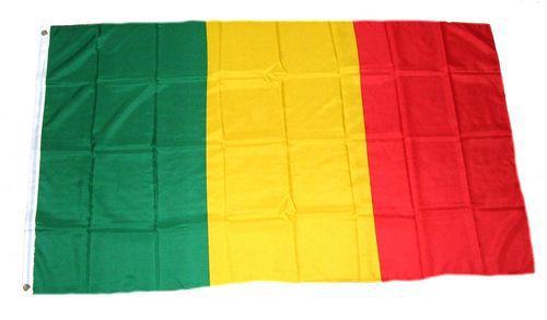 Flagge / Fahne Mali Hissflagge 90 x 150 cm