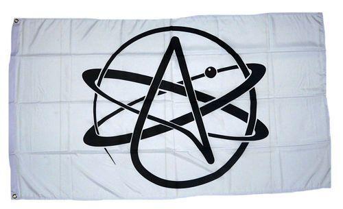Fahne / Flagge Atheismus Atheisten 90 x 150 cm