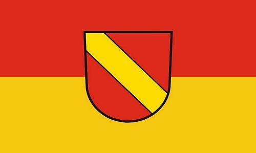 Fahne / Flagge Neuenburg am Rhein 90 x 150 cm