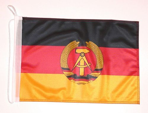 Bootsflagge DDR 30 x 45 cm