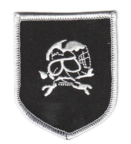 Aufnäher Patch Totenkopf / Skull 2
