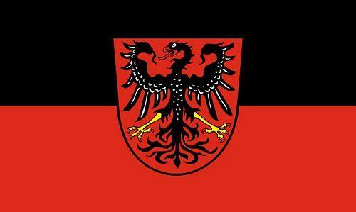 Fahne / Flagge Neumarkt Oberpfalz 90 x 150 cm