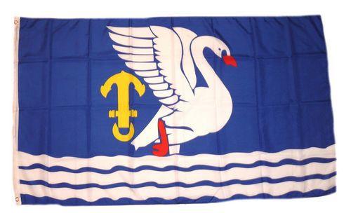 Flagge / Fahne Laboe Hissflagge 90 x 150 cm
