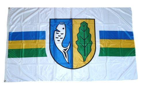 Fahne / Flagge Graal Müritz 90 x 150 cm