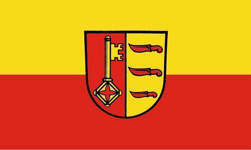 Fahne / Flagge Dischingen 90 x 150 cm