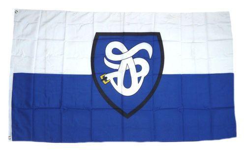 Flagge / Fahne Haltern am See Hissflagge 90 x 150 cm