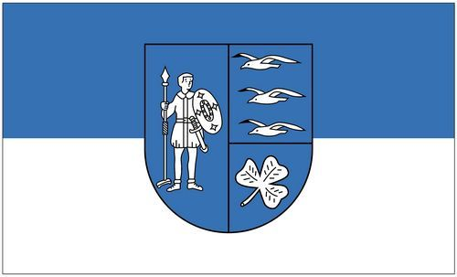 Fahne / Flagge Stadland 90 x 150 cm