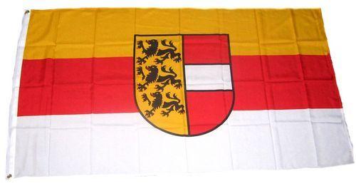 Fahne / Flagge Österreich - Kärnten 90 x 150 cm
