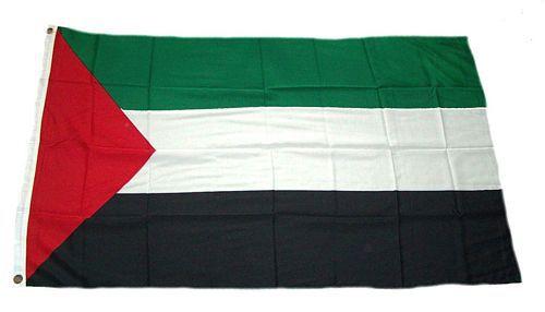 Flagge / Fahne Palästina Hissflagge 90 x 150 cm