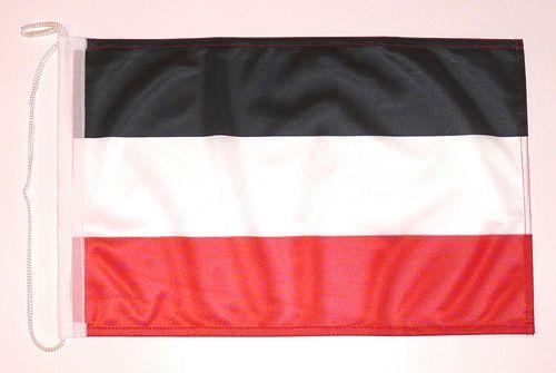 Bootsflagge Deutsches Reich 30 x 45 cm