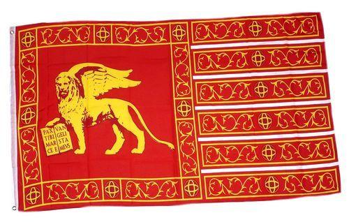 Fahne / Flagge Italien - Venedig Yachtflagge 90 x 150 cm