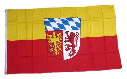 Flagge / Fahne Landkreis Landsberg Hissflagge 90 x 150 cm