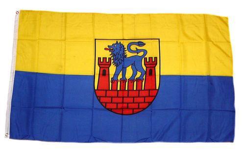 Flagge / Fahne Wittingen Hissflagge 90 x 150 cm