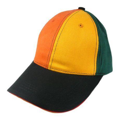 Basecap Regenbogen