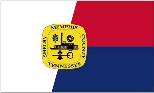 Fahne / Flagge USA - Memphis 90 x 150 cm