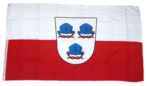 Flagge / Fahne Landshut Hissflagge 90 x 150 cm