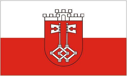 Fahne / Flagge Wittlich 90 x 150 cm