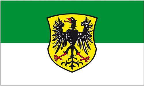 Flagge / Fahne Harburg Schwaben 90 x 150 cm