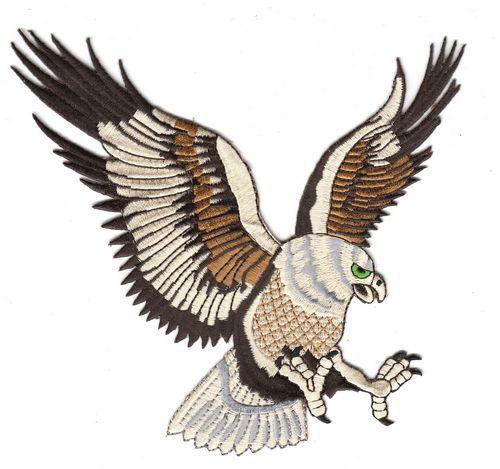 Aufnäher Patch Adler / Eagle 3