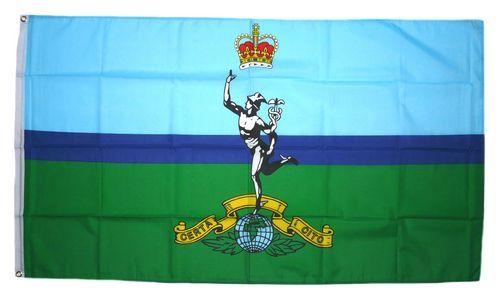 Fahne / Flagge Großbritannien Royal Signals Corps 90 x 150 cm