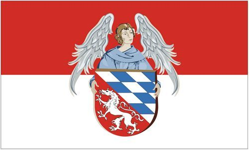 Fahne / Flagge Vilshofen Donau 90 x 150 cm