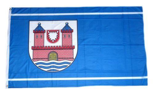 Fahne / Flagge Burg Fehmarn  90 x 150 cm