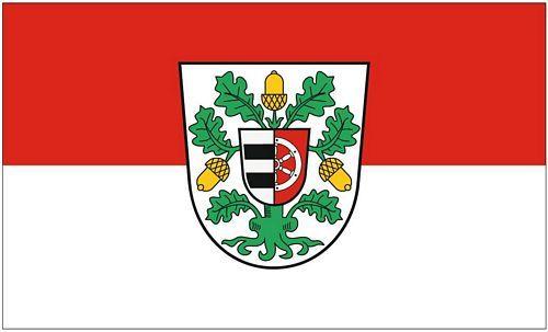 Fahne / Flagge Landkreis Offenbach 90 x 150 cm