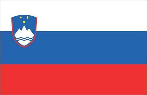 Fahnen Aufkleber Sticker Slowenien