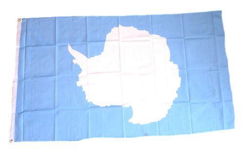 Flagge / Fahne Antarktis Hissflagge 90 x 150 cm