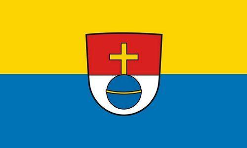 Fahne / Flagge Schwabmünchen 90 x 150 cm