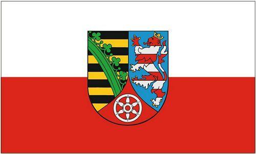 Fahne / Flagge Landkreis Sömmerda 90 x 150 cm