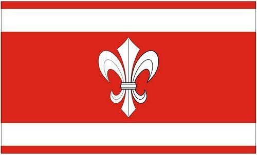 Fahne / Flagge Ahnatal 90 x 150 cm