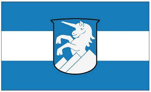 Fahne / Flagge Affing 90 x 150 cm