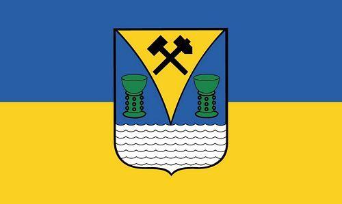 Fahne / Flagge Weißwasser 90 x 150 cm