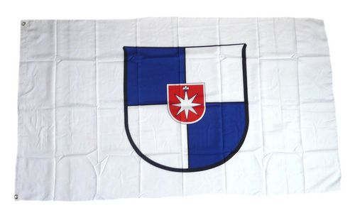 Flagge / Fahne Norderstedt Hissflagge 90 x 150 cm